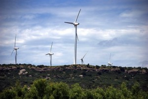 wind energy in Texas